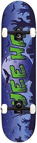 Miller SKATEBOARD CREEPY 328 328 328 S01SB0011 Skateboard Cruiser- Legno B06Y66W5TC Parent | Ha una lunga reputazione  | Le vendite online  | Moderato Prezzo  | Nuovo Prodotto 2019  | Vari I Tipi E Gli Stili  | Bello e affascinante  62e883