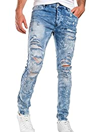 Red Bridge Homme Jeans / Jeans Straight Fit Storm