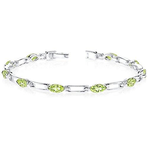 Revoni - Bracelet Femme - Argent 925/1000 9.6 Gr