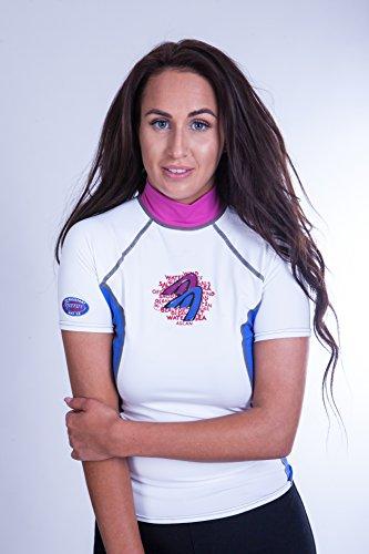 Ascan Shirt Lady UV-Schutz Lycra Rashguard SURF KITE WA… | 04049573261032