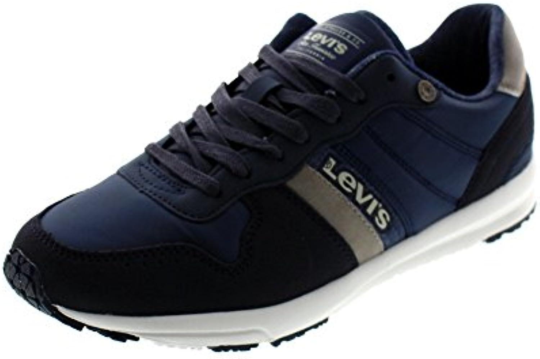 Levi's Schuhe Sneaker Baylor Navy Blue 227240 725 17 W18 LVSS