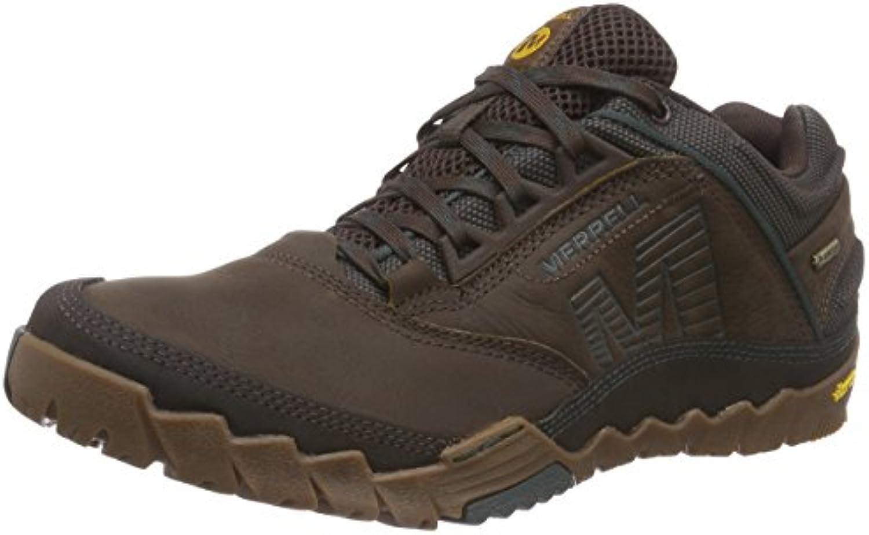 Merrell Annex Gore-Tex, Zapatillas de Senderismo Para Hombre  -