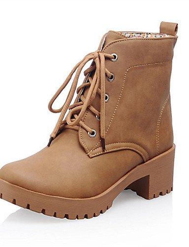 ShangYi Mode Frauen Schuhe Schuhe Damen Fleece / Kunstleder Frühjahr / Herbst / Winter Fashion Stiefel / Hochzeit / Kleid / Casual Sportlich Rosa