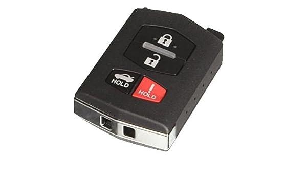 Keyless Entry Transmitter Set Genuine Mazda BBM4-67-5RY