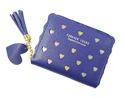Buy Surbhi Women's Wallet (Blue_84) online in India at discounted price
