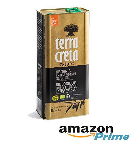 Terra Creta Estate - extra Natives Olivenöl Bio, 5 l