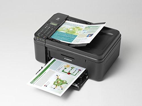 Canon Pixma MX495 Farbtintenstrahl-Multifunktionsgerät (Scanner, Kopierer, Drucker, Fax, WiFi, 4800 x 1200 dpi) schwarz -
