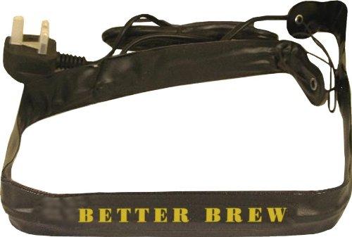 BETTER Brew CALOR CORREA - VINO Y CERVEZA fabricación fermentadora Calefactor