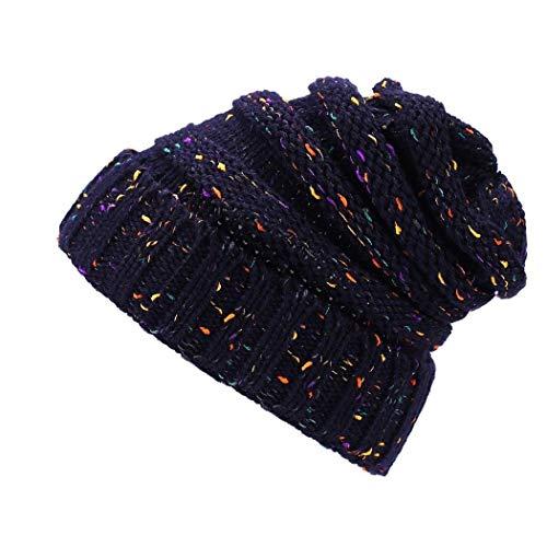 Berretto da Donna Autunno Inverno Caldo lana