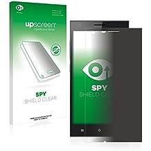 Cubot S308 Protector Pantalla Privacidad - upscreen Privacy Screen Protector - Anti-Espía
