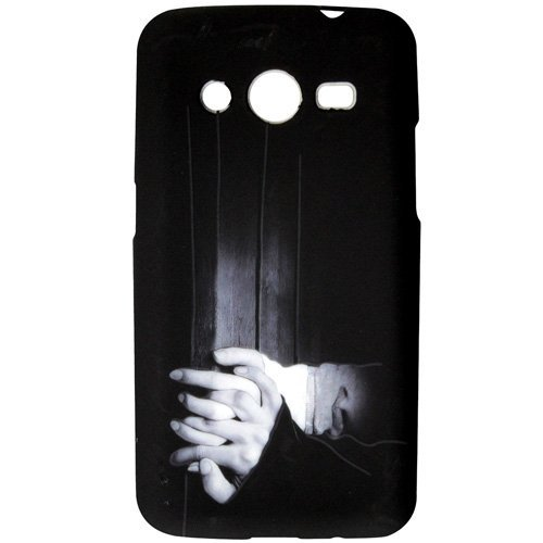 Casotec Designer Soft TPU Back Case Cover for Samsung Galaxy Core 2 G355H  available at amazon for Rs.99