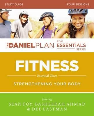By Rick Warren ; Mark Hyman ; Dee Eastman ( Author ) [ Fitness Study Guide with DVD: Strengthening Your Body Daniel Plan Essentials By Aug-2015 Paperback - Rick Dvd Warren
