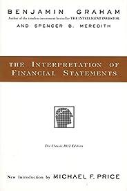 The Interpretation of Financial Strategies