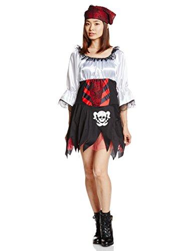 Imagen de rubie's 888381std  disfraz de pirata punk