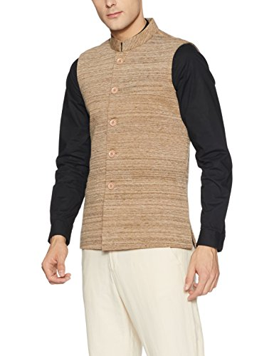 Fort Collins Men's Nehru Jacket (92858 OLCamelXl)