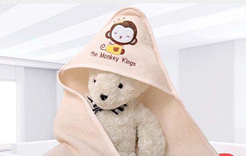 Affemuster Sommer Dünnschnitt Baumwolle Baby swaddle Decken
