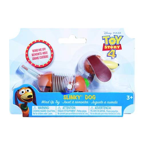 Toy Story 4 LNT02000 - Perro de Juguete con Cuerda