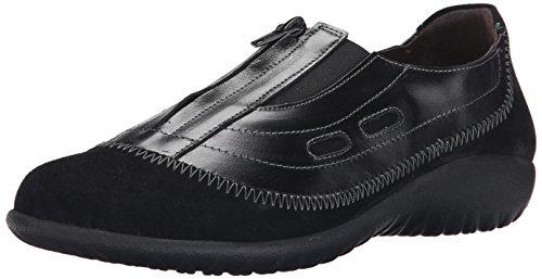 Naot - Megumi, Mulheres Baixas Sapatos Pretos (preto)