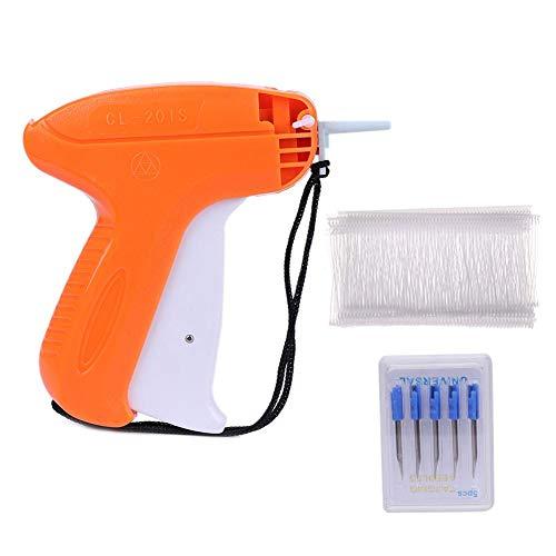 Etikettierpistole für Kleidungsstücke, inkl. 5 Nadeln und