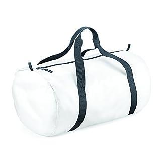 Unisex para mujer bolsa tipo barril adulto Bagbase