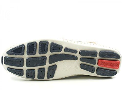 Pikolinos 15A-6044 Fuencarral Chaussures Mocassins homme Weiß