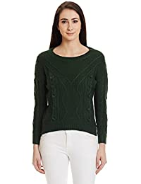 bYSI Women's Wool Sweater