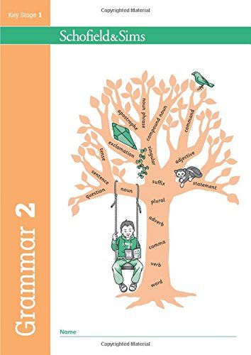 Grammar and Punctuation Book 2: Year 2, Ages 6-7