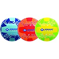 Schildkröt Funsports Bola de Voleibol de Playa de Neopreno, Tamaño 5, Ø 21 cm, Colores Surtidos, 970276