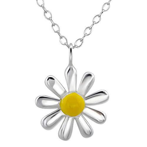 donna-ciondolo-collana-laimons-oche-fiore-argento-giallo-con-catena-45-cm-in-argento-sterling-925