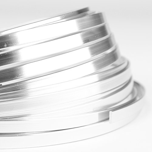 Action Creacraft Aluminium Flachdraht 1x5 mm - 5 Meter Rolle Günstig ...