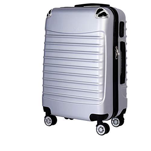876f8eb4a Equipaje de Moda, Universal Wheel Mute Trolley Case, Maleta Ultra-Liviana  con contraseña