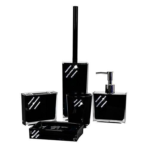 5-tlg. Design Badset - Badezimmer Set
