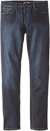 IZOD Herren Jeanshose Gr. 54W x 32L (US Größe), Dark Tint (Izod-outfit)