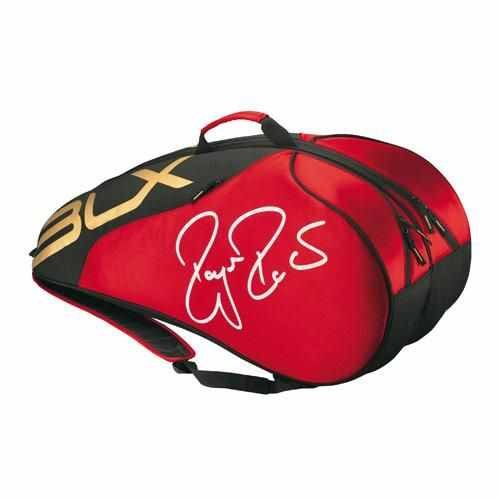 Wilson Tennistasche BLX Team II Federer Six, rot
