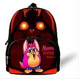 KHDJH Kinderrucksack Vorschule Rucksack Für Mädchen Jungen Tasche Für Kinder Kindergarten Tasche Für Baby Spiele L Q
