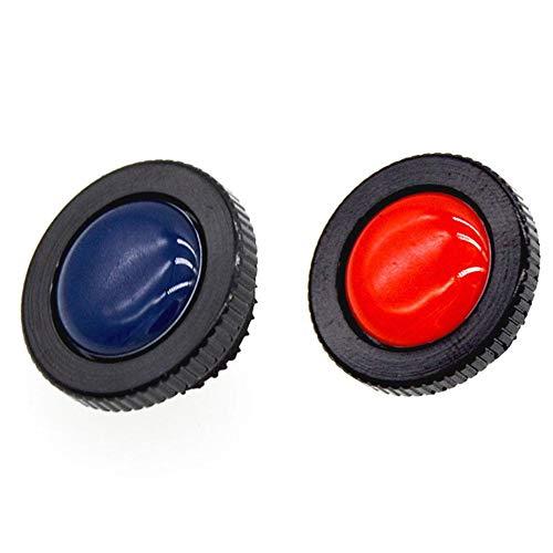 Universal Rapid Schnellwechselplatte Stativ Zubehör Stative Zubehör Plattform Schalter zwischen Geräten rund Schraube für Manfrotto Compact Action, blau