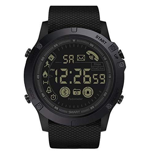 Orologio da Polso Sportivo Impermeabile 30m Smart Watch