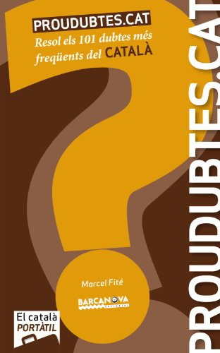 Proudubtes.cat (Materials Educatius - El Català Portàtil)