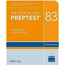 The official LSAT PrepTest 83 (Official LSAT PrepTests)