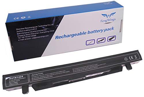 FengWings® A41N1424 15V 48Wh 3200mAh Batterie pour ASUS GL552 GL552J GL552JX GL552V GL552VW ROG...