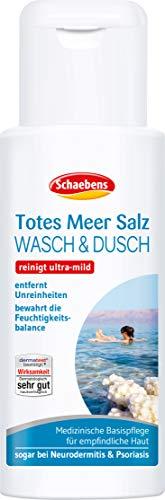 Schaebens Totes Meer Wasch-Gel (1 x 200 ml) - Akne-duschgel