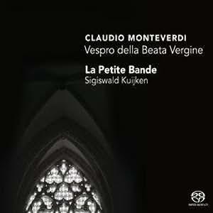 Claudio Monteverdi: Vespro della Beata Vergine [Hybrid SACD]