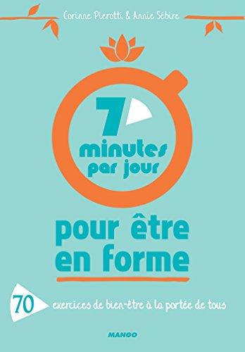 7 minutes par jour pour tre en forme