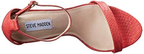 Steve Madden STECY, sandales femme CORAL SNAKE