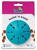 PetSafe Busy Buddy Hundespielzeug Twist 'n Treat S, Snackball mit einstellbarer Futterausgabe, für Welpen