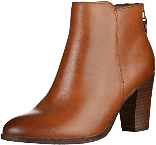 Spm Calvin Ankle Boot, Bottes Classiques femme Marron - Braun (Dk Cuoio 012)