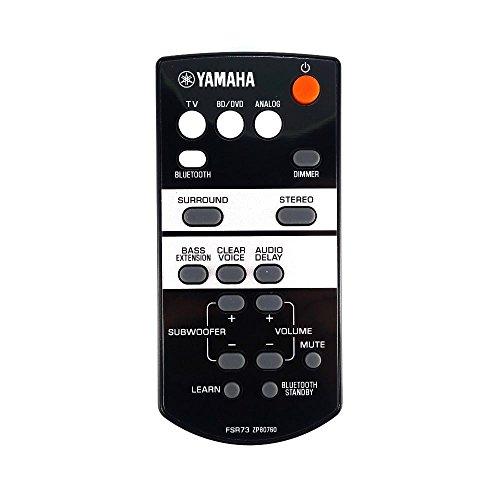 Genuine Yamaha ATS-1050–Barra de sonido Control remoto