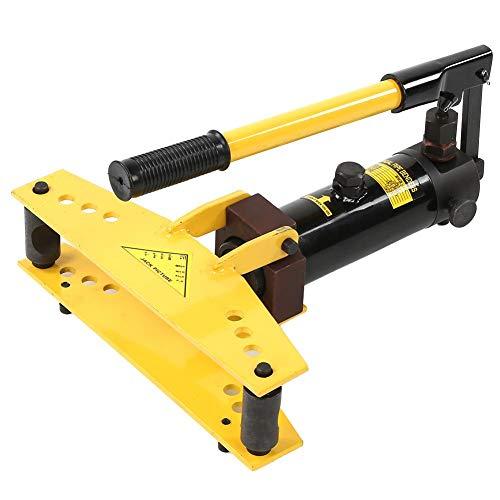 """3/8""""- 1"""" Dobladora de Tubos Hidráulicos Alicates para doblar tubos Herramienta Prensa para Cables con 4 formadores de flexión"""
