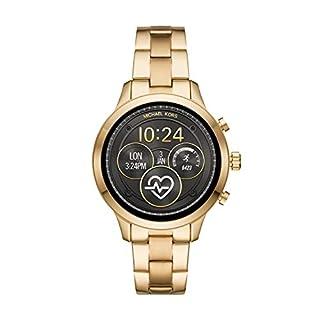 Michael Kors Damen-Smartwatch mit Edelstahl Armband MKT5045 (B07G94WZWC) | Amazon price tracker / tracking, Amazon price history charts, Amazon price watches, Amazon price drop alerts