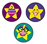 800 x Silly Stars SuperSpot School Stickers